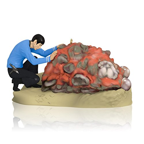 """The Devil In The Dark"" – Star Trek – 2014 Hallmark Keepsake Ornament"