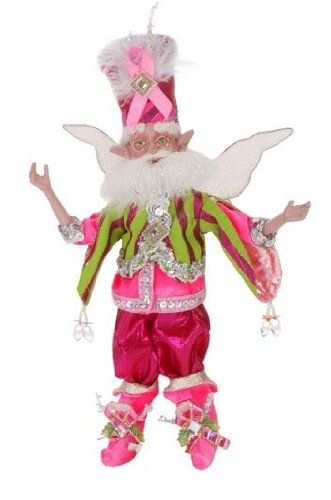 Mark Roberts Spirit of Hope Breast Cancer Awareness Fairy – Small 11″ #51-36814