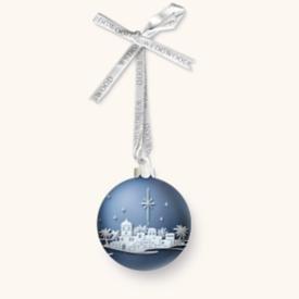 Wedgwood – Heaven Comes to Earth 2008 Hallmark Keepsake Ornament