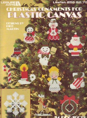 Christmas Ornaments for Plastic Canvas (Leaflet 256)