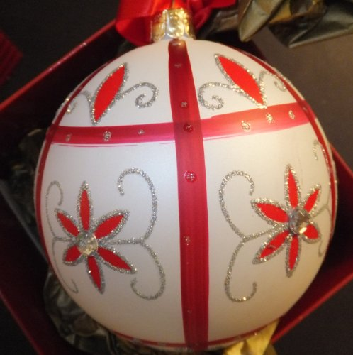 Waterford Holiday Lace Ball
