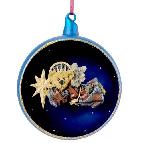 Boyds Bears Resin ZOE STARLIGHT ORNAMENT 25951 RFB Christmas Angel New