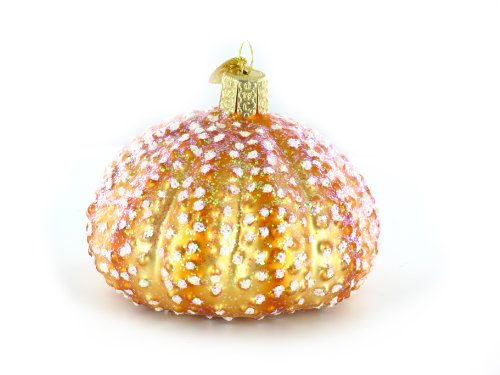 Old World Christmas Sea Urchin Ornament