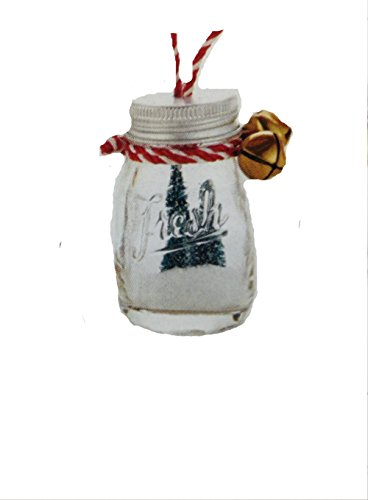 Mud Pie Tree Jar Ornament