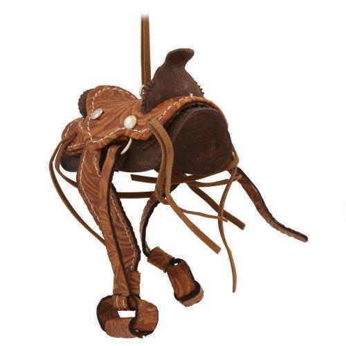 Paisley Saddle Ornament