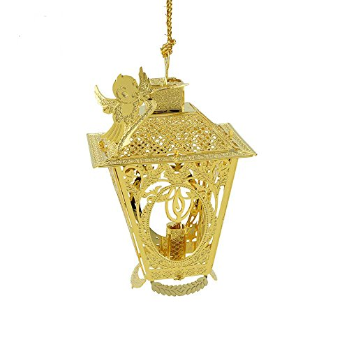 ChemArt Christmas Lantern Ornament