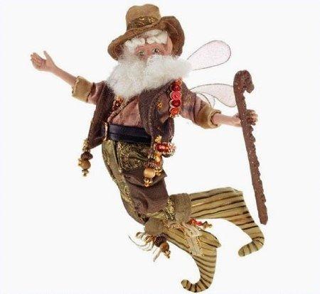 Mark Roberts Fairies, Down Under Fairy, Small 9 Inches