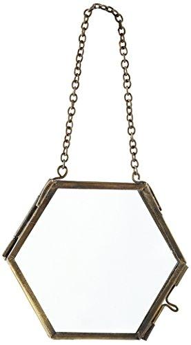 Sage & Co. EAN16879 1″ Square Speciment Frame Ornament