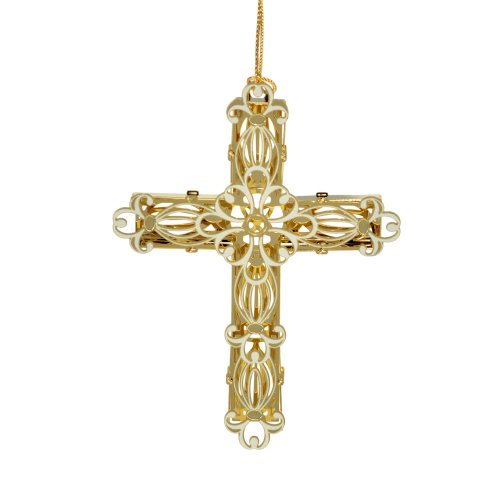 ChemArt Decorative Cross Ornament