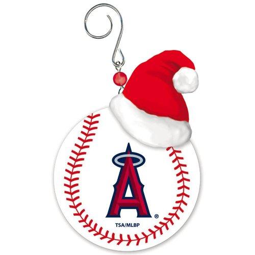 Los Angeles Angels of Anaheim Baseball Christmas Ornament