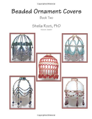 Beaded Ornament Covers, Book 2