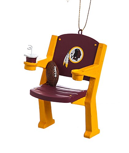 Washington Redskins Stadium Chair Ornament