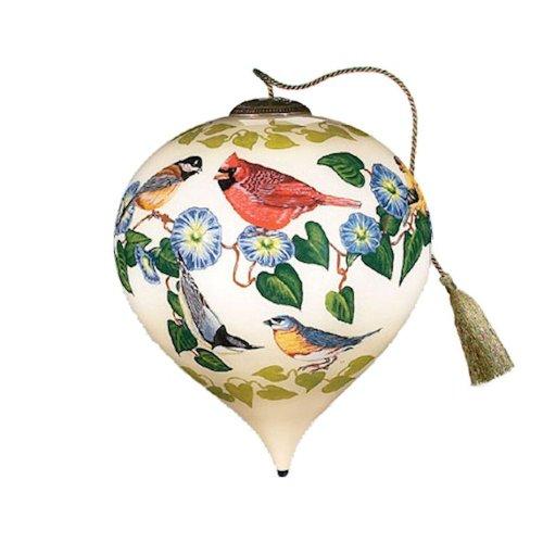 Ne'Qwa Art Songbirds Ornament By Artist Robert Schmidt 550