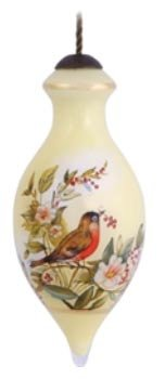 Ne'Qwa – Pure As An Angel's Song – Hand-Painted Ornament Decoration Gift 7124104-NQ