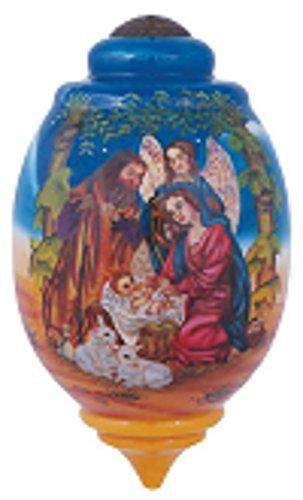 Ne'Qwa Holy Nativity Ornament