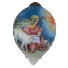 Ne'Qwa Shepherd Boy Ornament