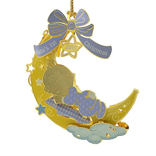 ChemArt 2015 Baby's First Christmas Ornament