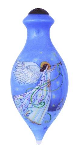 Ne'Qwa Trumpeting Angel Ornament