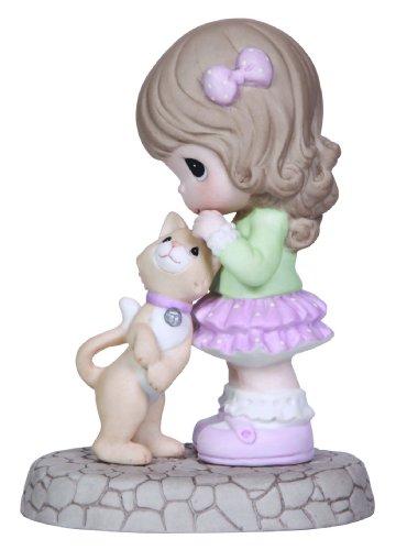 Precious Moments Purr-fect Friends Figurine