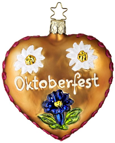We Love Oktoberfest, #1-093-09, by Inge-Glas of Germany