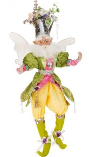 Mark Roberts Fairies, April Showers Fairy, Medium 18 Inches, Packaged with a Tropical Magnet
