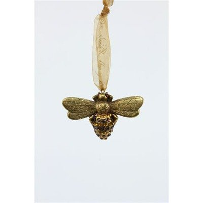 Resin Bee Ornament [Set of 12]