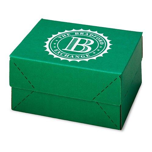 The Bradford Exchange Ornament Keepsake Storage Box by The Bradford Exchange