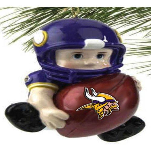 Minnesota Vikings Lil Player Christmas Ornament