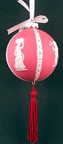 Wedgwood Cameo Relief Ornament