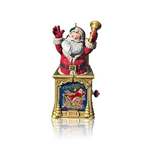 Santa Certified 2nd In Series – 2014 Hallmark Keepsake Ornament