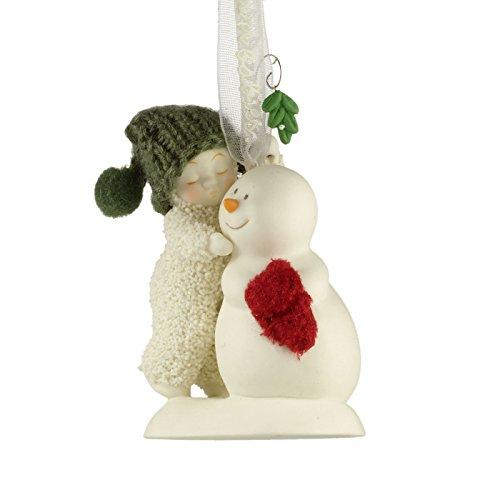 Snowbabies from Department 56 Mistletoe Magic Ornament
