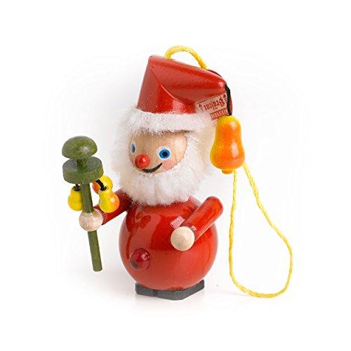 Steinbach 12 Days of Christmas Pear Tree Santa Ornament