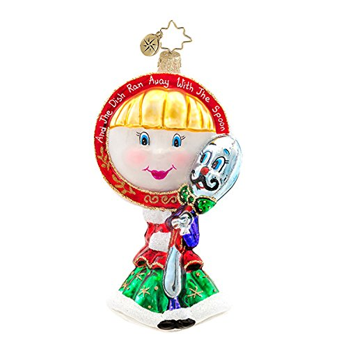 Christopher Radko Happily Ever After Christmas Ornament