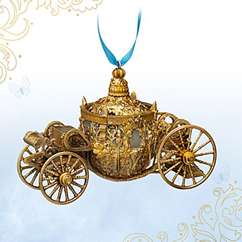 Disney Store Cinderella Coach Ornament – Live Action Film