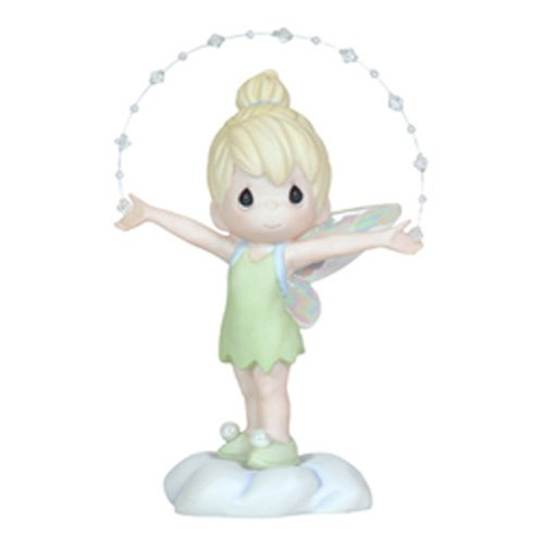 Precious Moments Disney Show Case Collection Collectible Figurine, Lets Fly Away