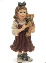 Samantha with Connor… Best Friends Ornament, Boyds