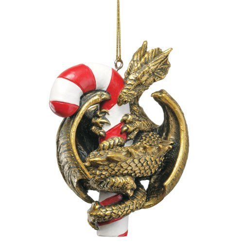 Dragon with a Sweet Tooth 2009 Holiday Ornament