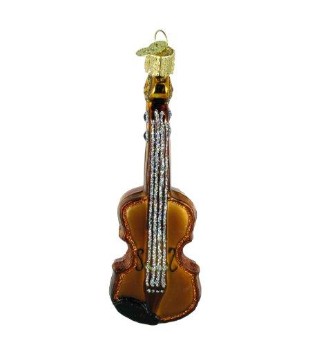 Old World Christmas Violin Ornament