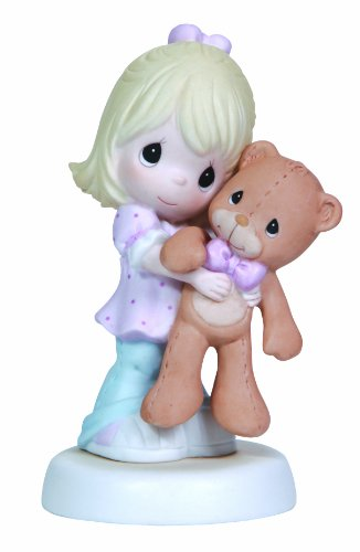 Precious Moments Always in My Heart Girl Figurine