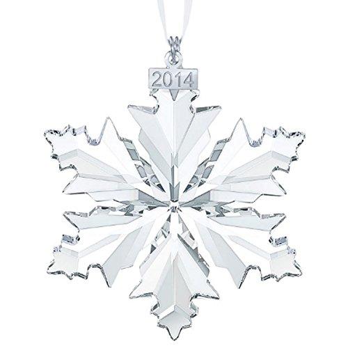 Swarovski SWAROVSKI Crystal Christmas ornament 2014 limited edition 5059026 ' parallel import goods '