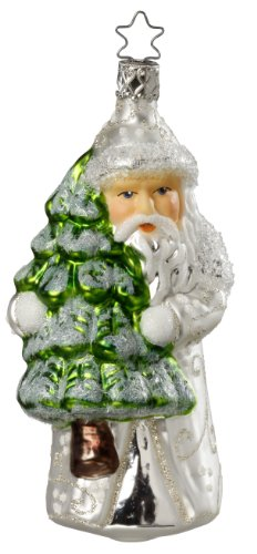 Kindhearted Nikolaus, #1-049-10, by Inge-Glas of Germany