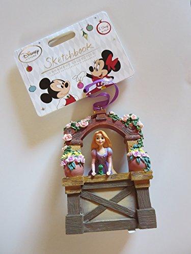 Disney Rapunzel Singing Sketchbook Ornament