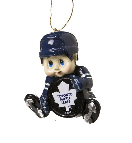 Toronto Maple Leafs Lil Fan Ornaments (Set of 3)