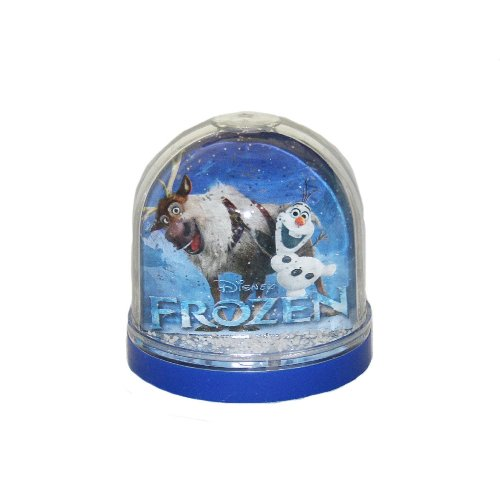 Brand New Disney Frozen Snow Globe Dual side photo