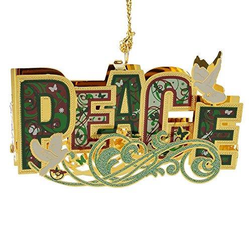 ChemArt Peace Ornament