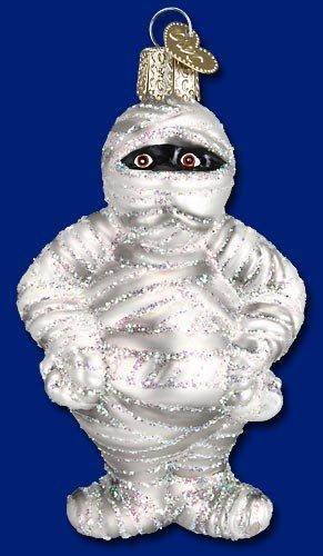 Old World Christmas Mummy Ornament