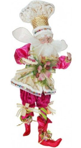 Mark Roberts Fairies, Sweetie Pie Fairy, Medium 16.5 Inches, Packaged with a Tropical Magnet