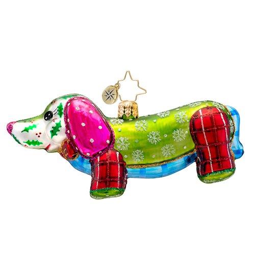 Orrefors Christmas Ornaments