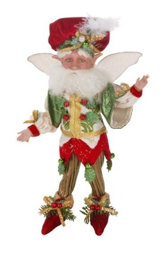 Mark Roberts Collectible Christmas Berry Fairy – Small 10″ #51-36650