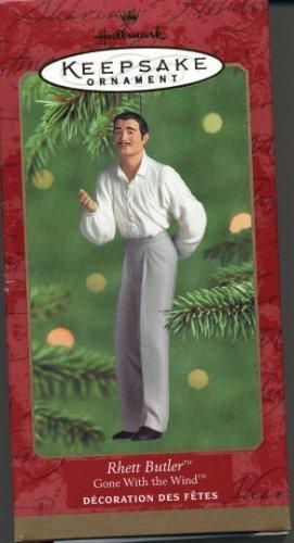 2000 Hallmark Ornament Gone With The Wind Rhett Butler